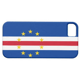 Cape Verde Flag Barely There™ iPhone 5 Case