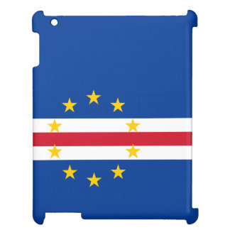 Cape Verde Flag Case For The iPad 2 3 4