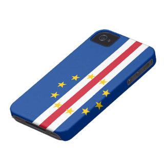 Cape Verde Flag Case-Mate iPhone 4 Cases