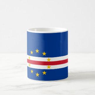 Cape Verde Flag CV Classic White Coffee Mug