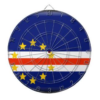 Cape Verde Flag Dart Boards