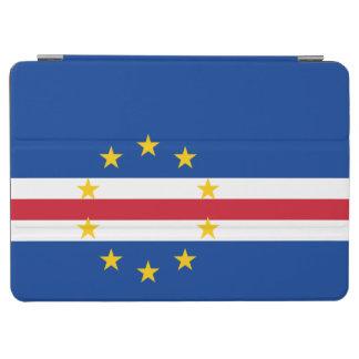 Cape Verde Flag iPad Air Cover
