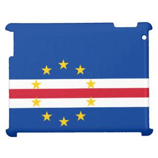 Cape Verde Flag iPad Cover