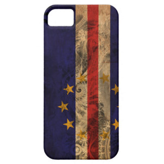 Cape Verde Flag iPhone 5 Covers