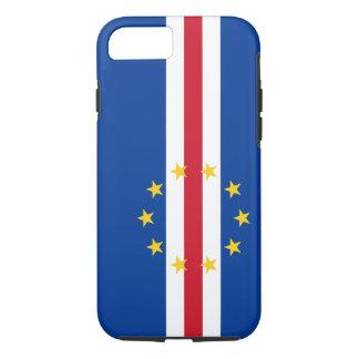 Cape Verde Flag iPhone 7 Case