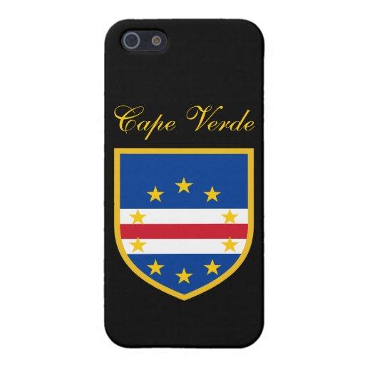 Cape Verde Flag iPhone 5 Case