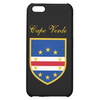 Cape Verde Flag iPhone 5C Cases