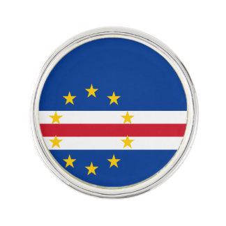 Cape Verde Flag Lapel Pin