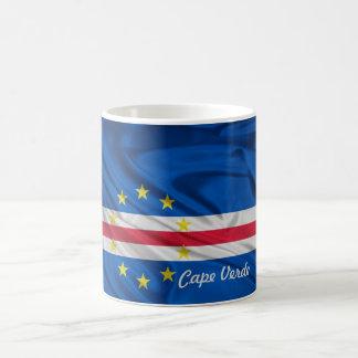 Cape Verde Flag Mug