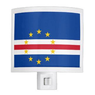 Cape Verde Flag Nite Light