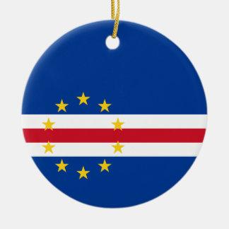 Cape Verde Flag Ornament