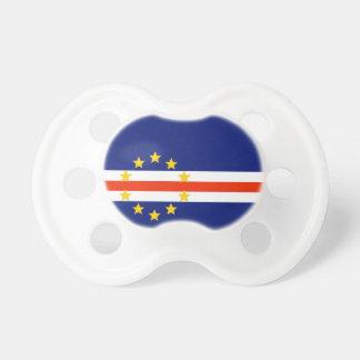 Cape Verde Flag Pacifier