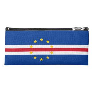 Cape Verde Flag Pencil Case