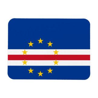 Cape Verde Flag Rectangular Photo Magnet