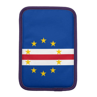 Cape Verde Flag Sleeve For iPad Mini