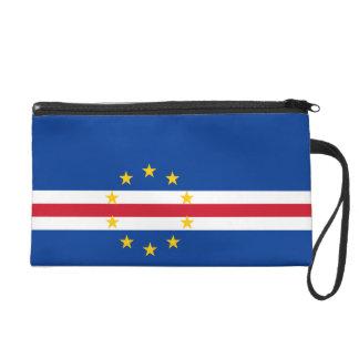 Cape Verde Flag Wristlets