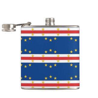 Cape Verde Hip Flask