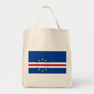cape verde grocery tote bag