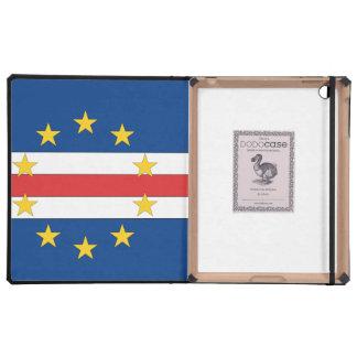 Cape Verde iPad Folio Case