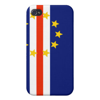Cape Verde  Cover For iPhone 4