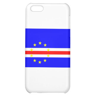 Cape Verde iPhone 5C Cases