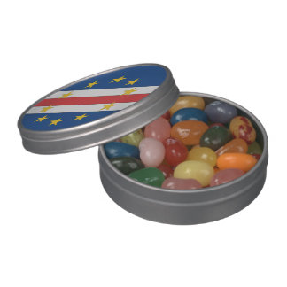 Cape Verde Jelly Belly Candy Tins