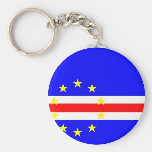 Cape Verde Key Chain