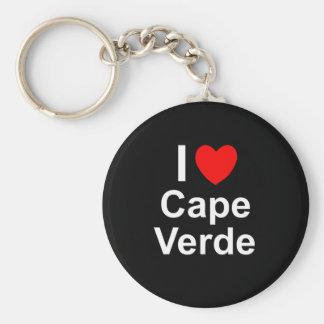 Cape Verde Keychain