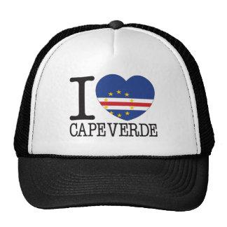Cape Verde Love v2 Hat