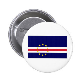 Cape Verde National Flag Pin