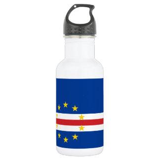 Cape Verde National World Flag