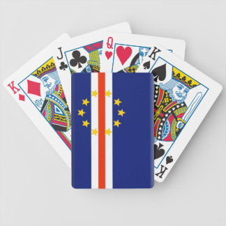 Cape Verde Playing Cards Bicycle Playing Cards