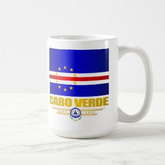 Cape Verde Pride Classic White Coffee Mug