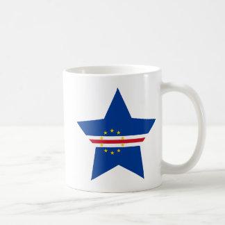 Cape+Verde Star Coffee Mugs