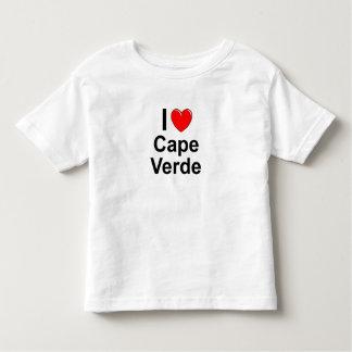 Cape Verde Toddler T-shirt