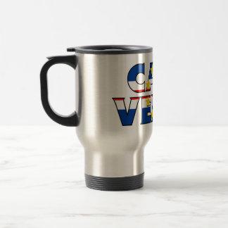 Cape Verde Travel Mug