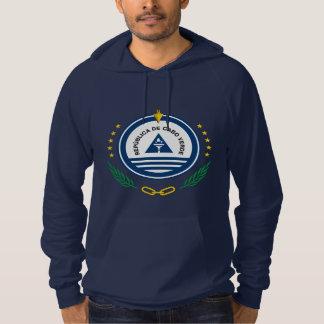 Cape Verdean coat of arms Sweatshirt
