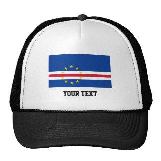 Cape Verdean flag Trucker Hat