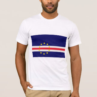 Cape Verde's Flag T-Shirt