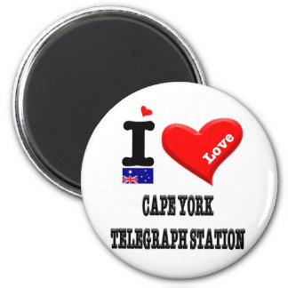 CAPE YORK TELEGRAPH STATION - I Love Magnet