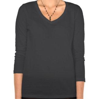 CapellaJewels Cross Cut Sapphire 3/4 Sleeve T T Shirts