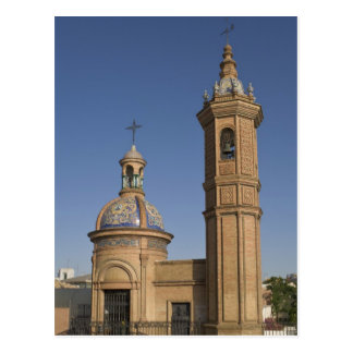 Capilla del Carmen, Seville, Spain Postcard