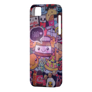 Capinha Food Love Case For The iPhone 5