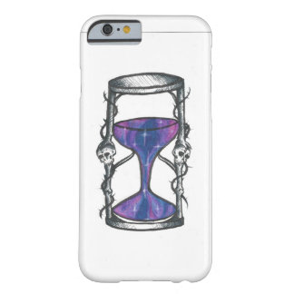 Capinha Galaxy Hourglass Barely There iPhone 6 Case