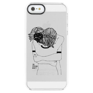 Capinha of cellular Peculiar The Beauty Clear iPhone SE/5/5s Case
