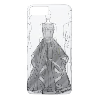 Capinha of the fashion iPhone 8 plus/7 plus case