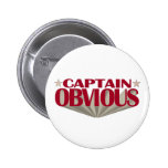 Capitaine Obvious Badge