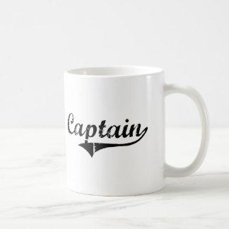 Capitaine Professional Job Mugs