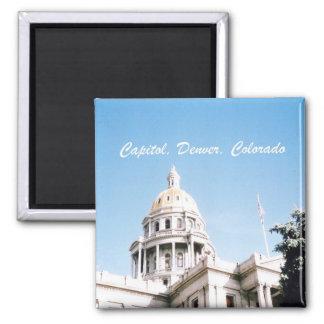 Capital, Denver, Colorado Magnet