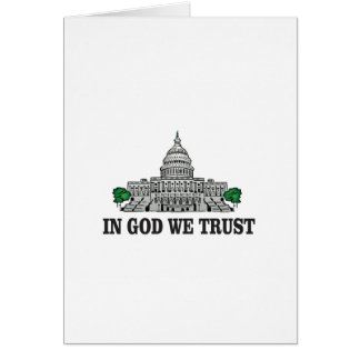 capital in god we trust card